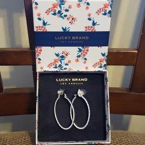 Lucky Brand Pierced Earrings